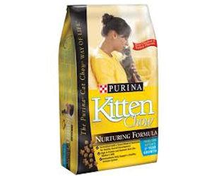 free purina kitten kit for new kittens.