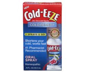 Cold eeze in coupon savings on cold remedy oral for The crafts outlet coupon code