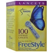 Register To Get A Free Set Of Freestyle Lancets And